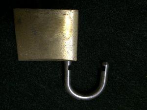 Schlüsseldienst Wels - Vorhangschloss